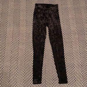 Aerie Velvet Leggings (S)